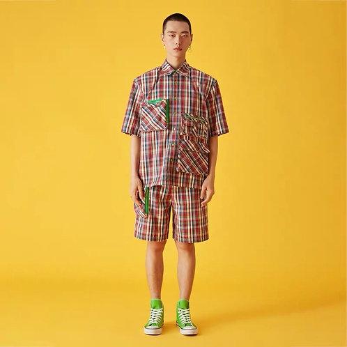 Summer Casual Shirt and Short