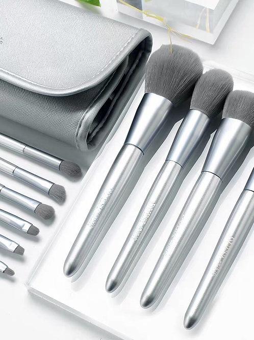 Grey Brush Makeup