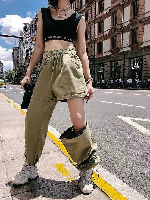Transformer Street Style Trousers