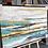 Thumbnail: Handmade Abstract Oil Painting At The Shore Wall Art