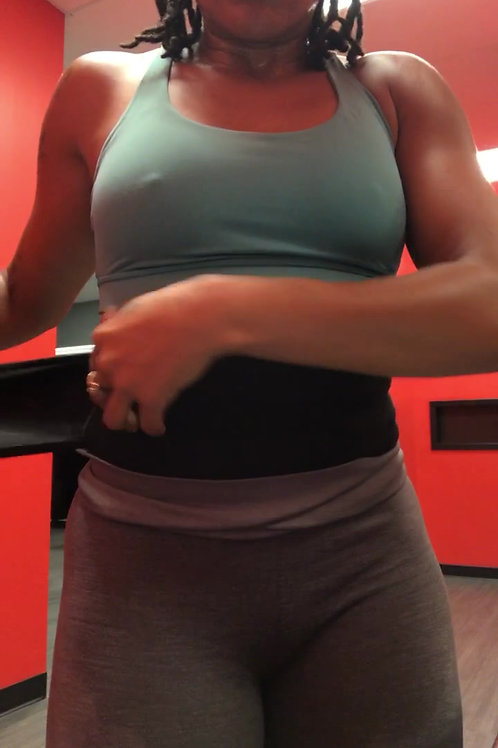EZ Sweat Belt