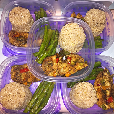Meal Prepping Made Easy!