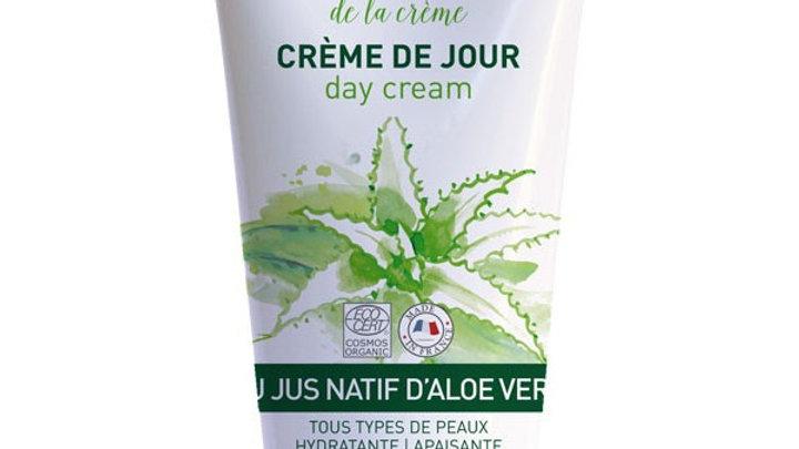 Crème jour Aloe Vera bio
