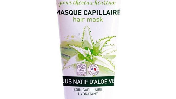 Masque Capillaire Aloe Vera Bio