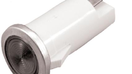 Sorenson Lighted Controls Amber 28V Indicator