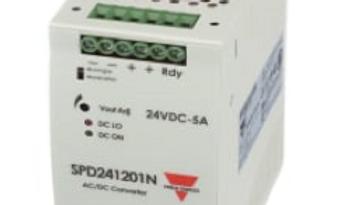 Carlo Gavazzi AC/DC DIN Rail Power Supply 5A