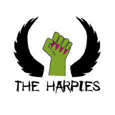 The Harpies logo