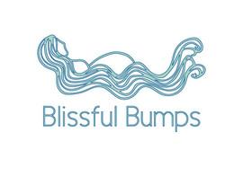Blissful Bumps logo
