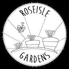 Roseisle Gardens logo