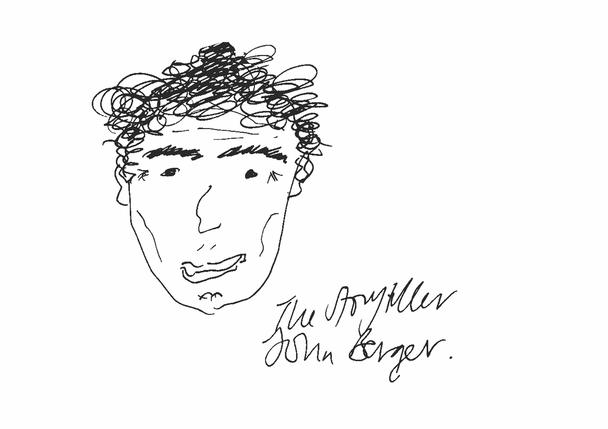 John Berger: the Storyteller