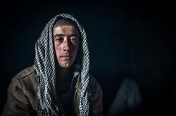 A Wakhi shepherd in his hut