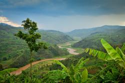 Nyabarongo River, Rwanda