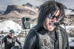 The Defiled play Ice Cold Gig