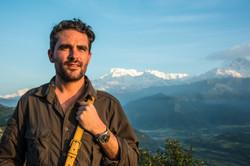 Lev Wood in Nepal