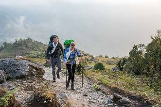 Trekking expedition to Nepal