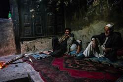 Inside a Wakhi shepherds hut