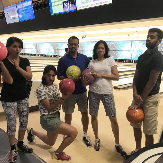 Just a Casual Bowling Flex