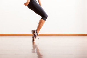 Tap dance your way to fitness