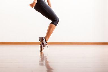 Charlotte Whelham,Tap Shoes, London Institute Of Dance