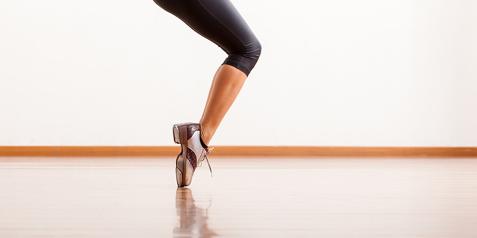 Adult Intro to Tap Class