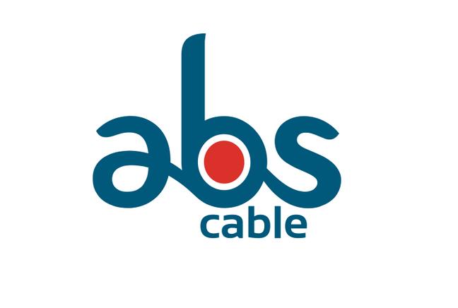 Création du nouveau logotype de ABS cable.