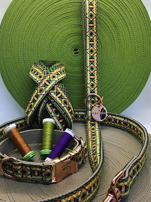 Halsband GREEN