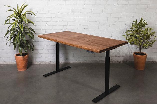 """""""Mahogany"""" Solid OAK Desk"""