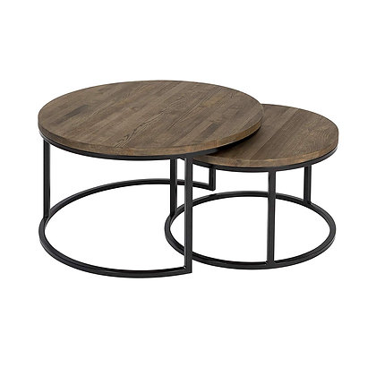 Dusk Turto Coffee Table from Solid OAK