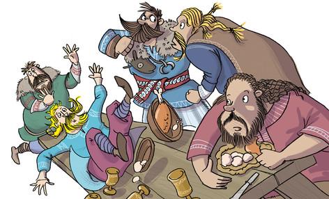 Vikings (Wayland, HAchette)