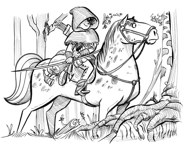 Robin Hood (Arcturus)