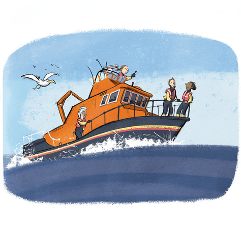 Lifeboat Crew (OUP)