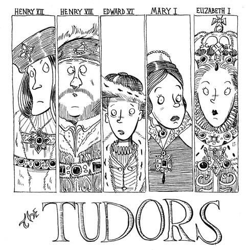 Tudors (Wayland, HAchette)