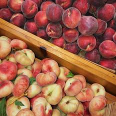 Local Peaches!