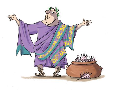 Romans (Wayland, HAchette)