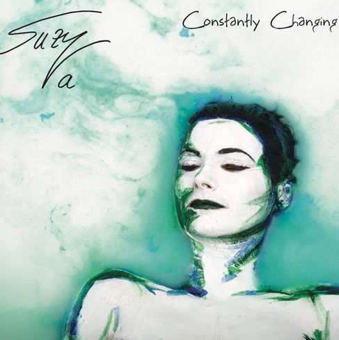 Suzy Va Constantly Changing Cover