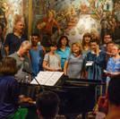 OJA- Der Chor der Entschleunigten in Aktion