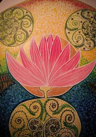 Lotuseffekt von Lÿdia Schulz