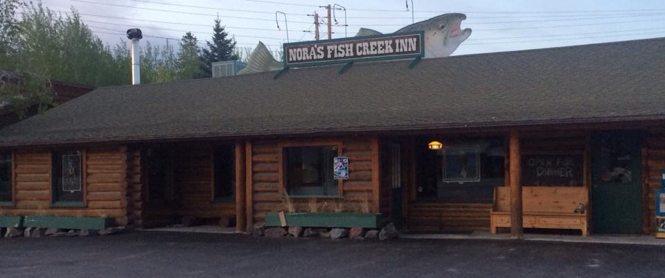 Nora's Fish Creek