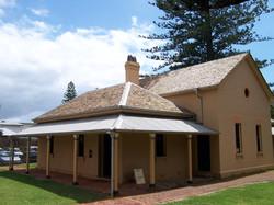 Completed Roof Restoration