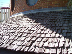 Original 25 year+ timber roof