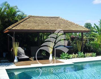 Western Red Cedar Shake Roof, Premium Grade Cedar Roof,