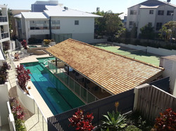 Coolum Seaside Resort Pool Cabana