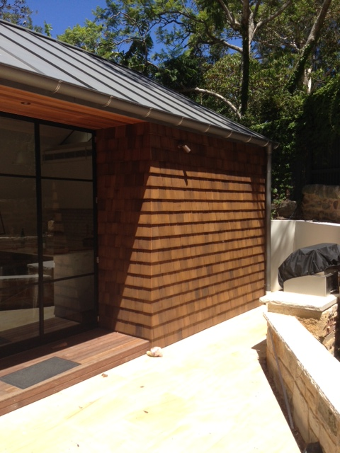 Western Red Cedar Cladding, NSW