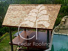 Western Red Cedar, Cedar Shake, Cedar Shingles, Bali Hut, Pool Hut, Pool Cabana, Outdoor living, Spa Hut, Gazebo, Timber shingles