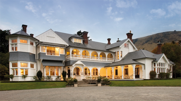 Otahuna Lodge, New Zealand