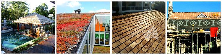 Western Red Cedar, Western Red Cedar Shakes, Cedar Australia, Pool Cabana, Bali Hut, Green Roof