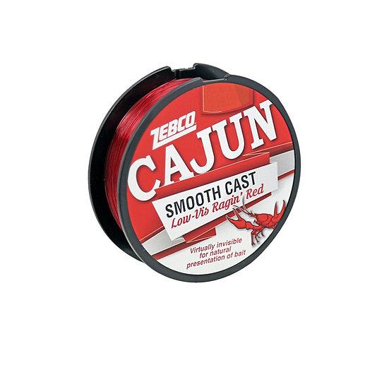 Zebco Cajun Ragin Red Low Vis FISHING LINE