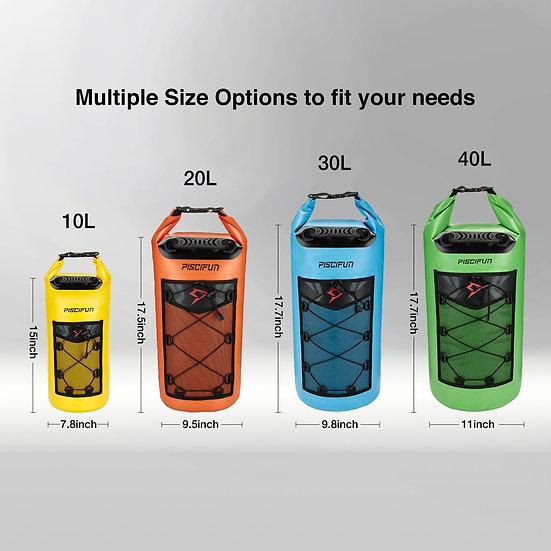 Piscifun Waterproof Bag / Backpack w/ Waterproof Phone Case