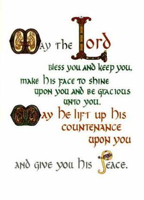 Gaelic Blessings!