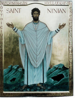 Ninian, Bishop in Galloway c430AD